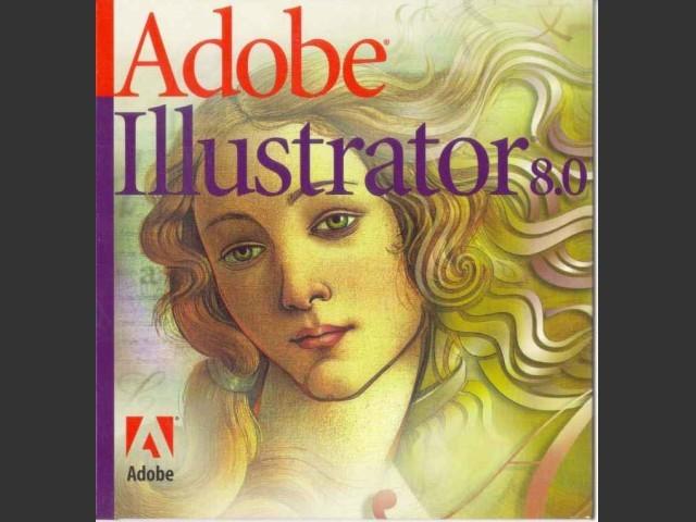 Adobe Illustrator 8.x (1998)