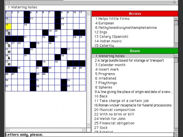 Crossword Wizard (1994)