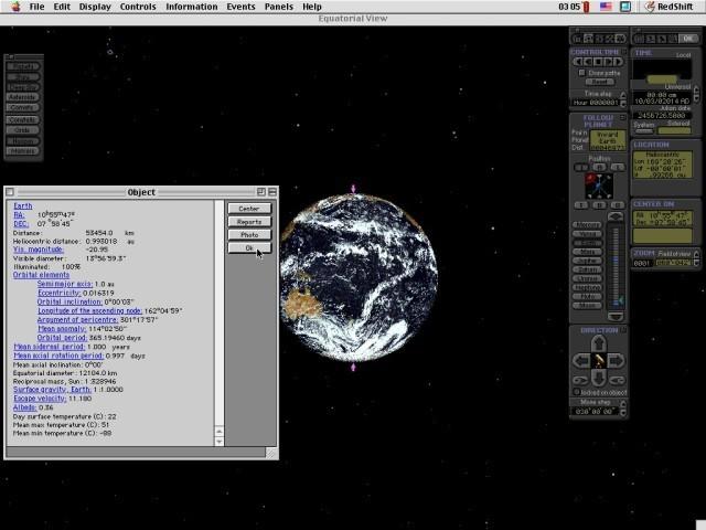 RedShift 1.2 (1994)