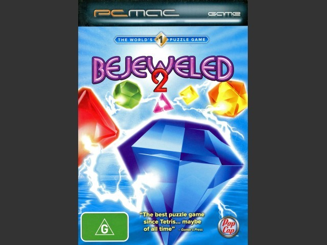 Bejeweled 2 Deluxe (2005)