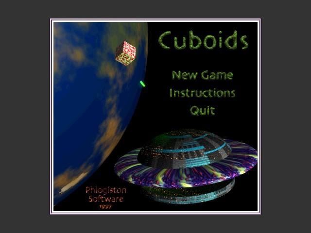Cuboids (1997)