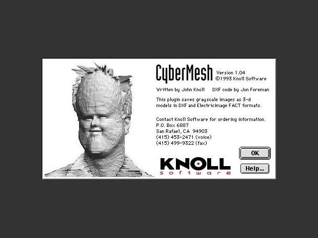 CyberMesh (1993)