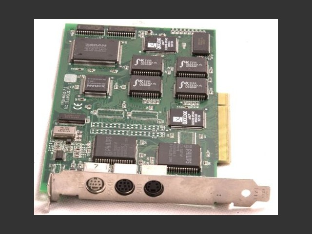 miroMOTION PCI DC20 driver (1996)