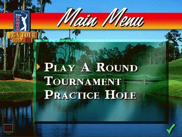 PGA Tour Golf III (1995)