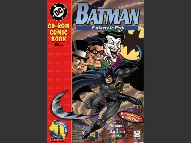 Batman: Partners in Peril (1996)