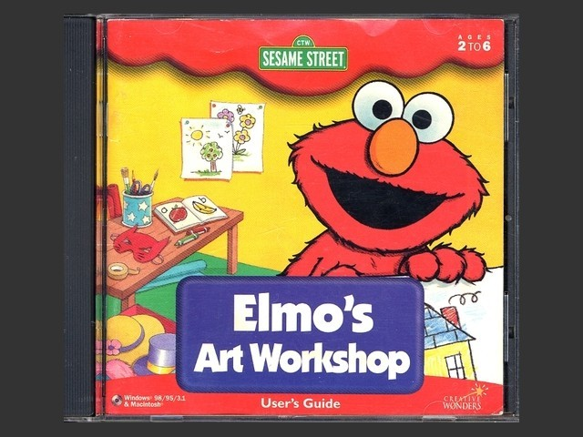 Elmo's Art Workshop (1998)