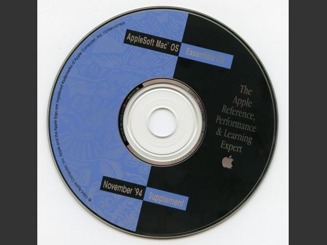 Supplements CD