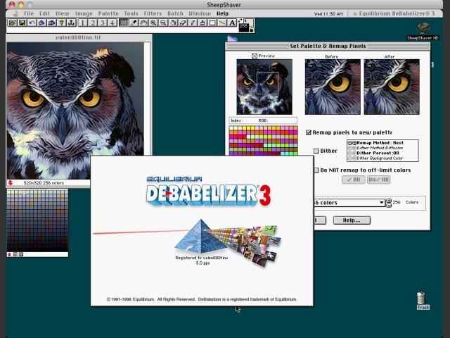 DeBabelizer 3.0.1 (1998)