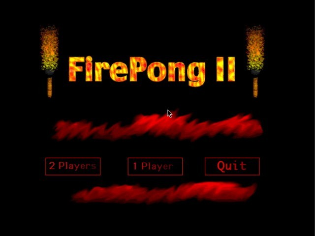 Fire Pong II (2000)