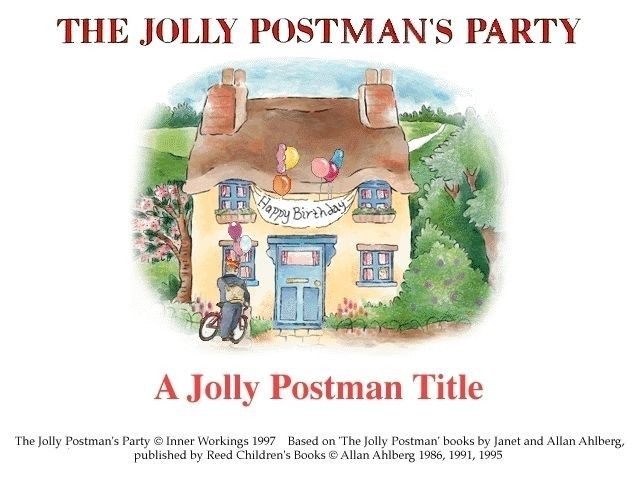 The Jolly Postman's Party (1997)