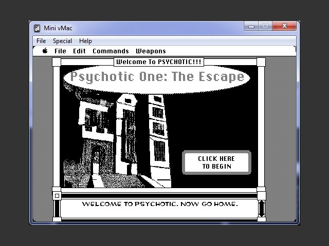 Psychotic: The Escape (1987)