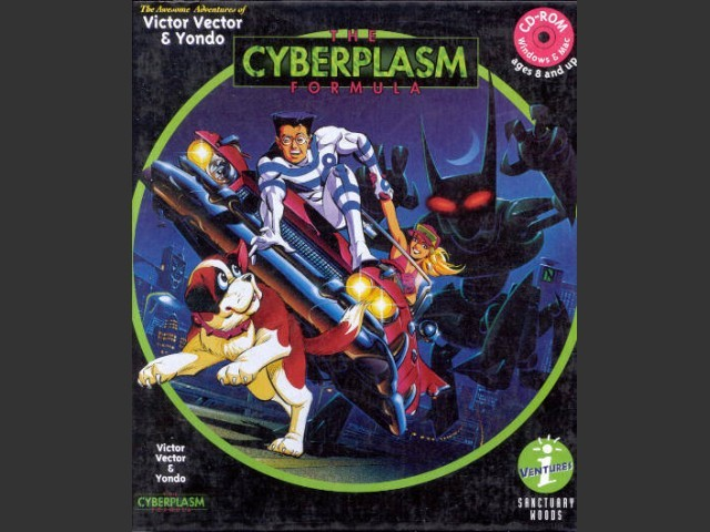 The Awesome Adventures of Victor Vector & Yondo: The Cyberplasm Formula (1996)