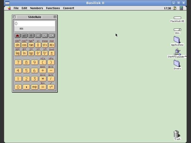 SlideRule / YaCa 2.x (1999)