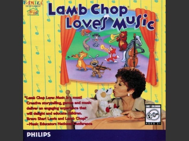 Lamb Chop Loves Music (1995)