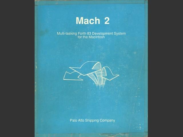 Mach 2 manual (1986)
