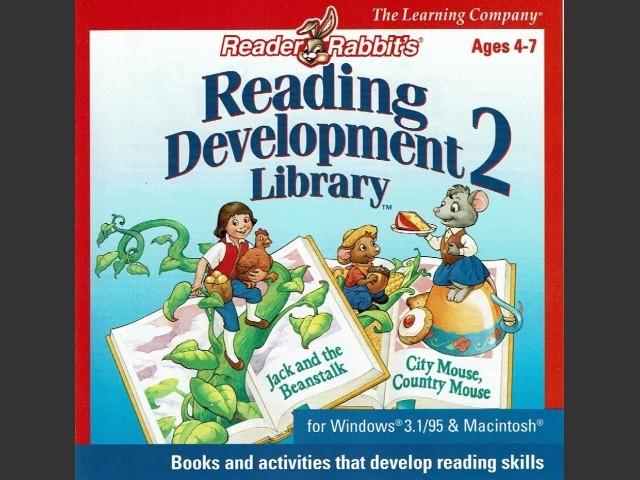 Reader Rabbit's Reading Development Library 2 (1997)