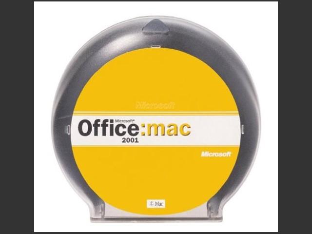 Microsoft Office 2001 (2000)