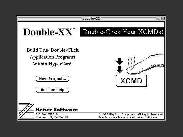 Double-XX (1992)