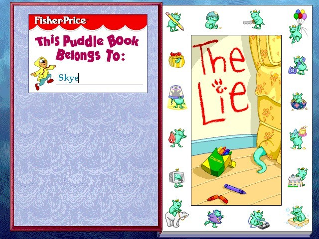 Puddle Books: The Lie (1998)