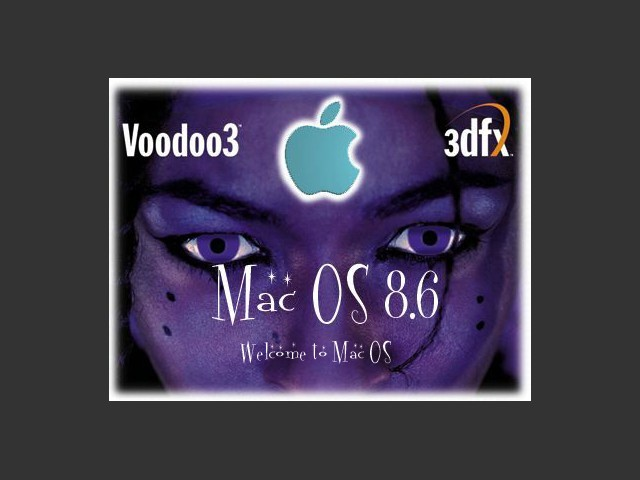Mac OS Startup Screens (2007)