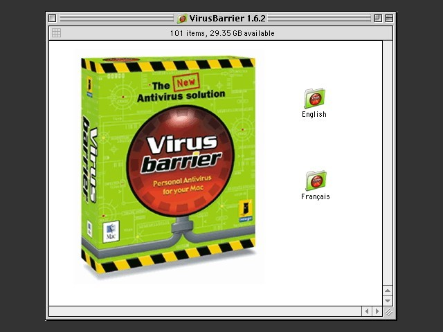 VirusBarrier (2002)