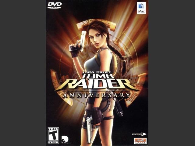 Tomb Raider: Anniversary (2008)