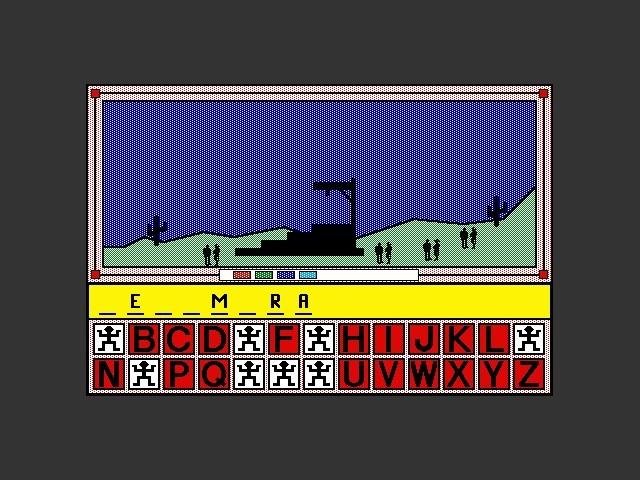 HangMan Plus (1991)