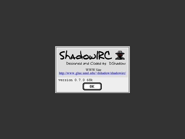 ShadowIRC v0.7.0