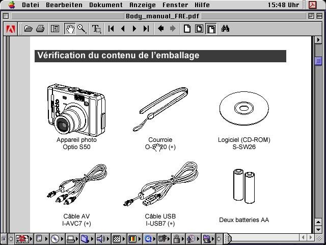 Pentax OptioS50 (2004)