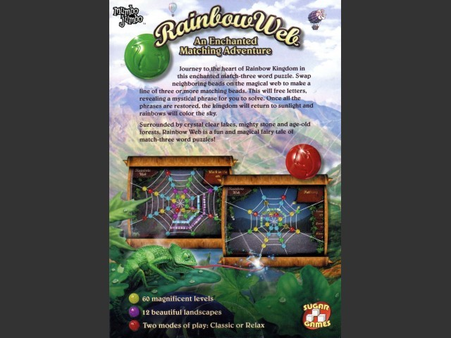 Rainbow Web: An Enchanted Matching Adventure (2007)