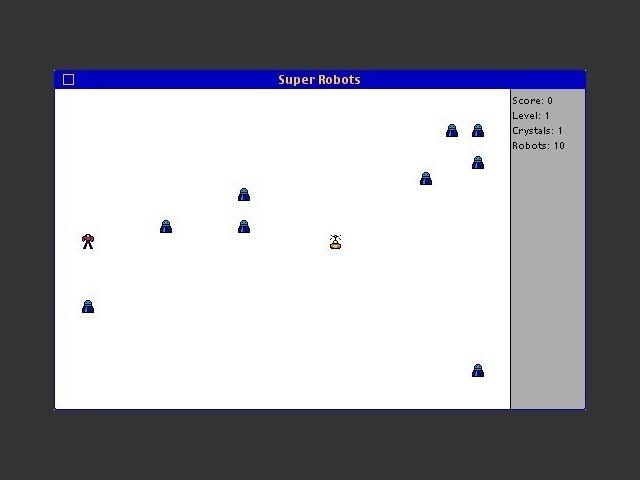 Super Robots (1994)