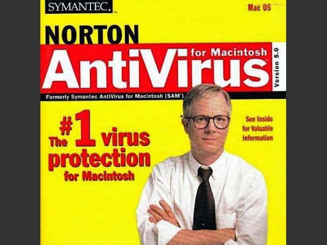 Norton AntiVirus 5 (1998)