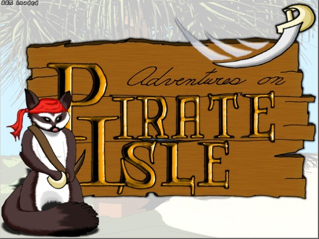 Adventures on Pirate Isle.