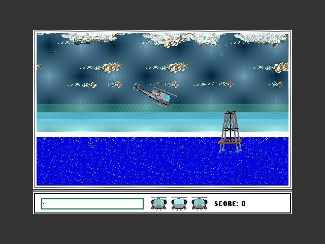 Iraq Attack gameplay