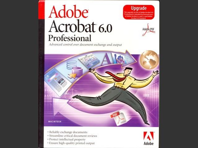 Adobe Acrobat 6 (2003)