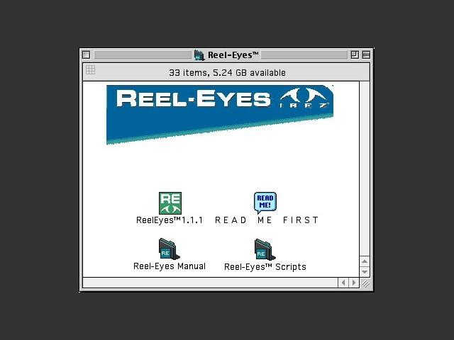iREZ Reel Eyes (2000)