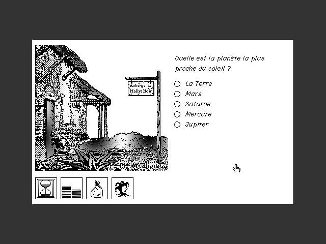 L'Anneau de Thalussa (1989)