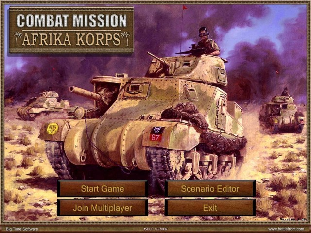 Combat Mission 3: Afrika Korps (2003)