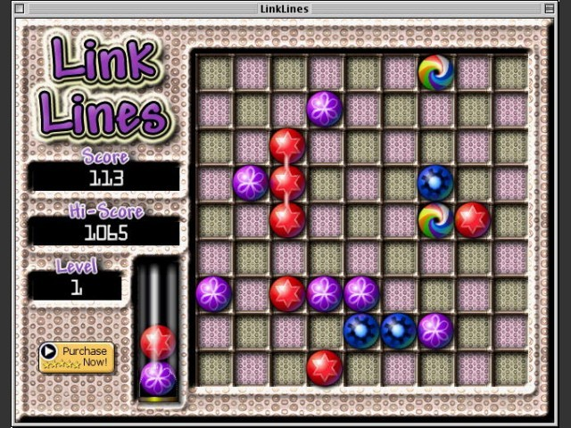 LinkLines (2004)