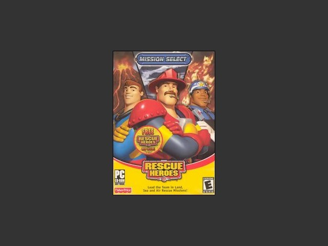 Rescue Heroes: Mission Select (2003)