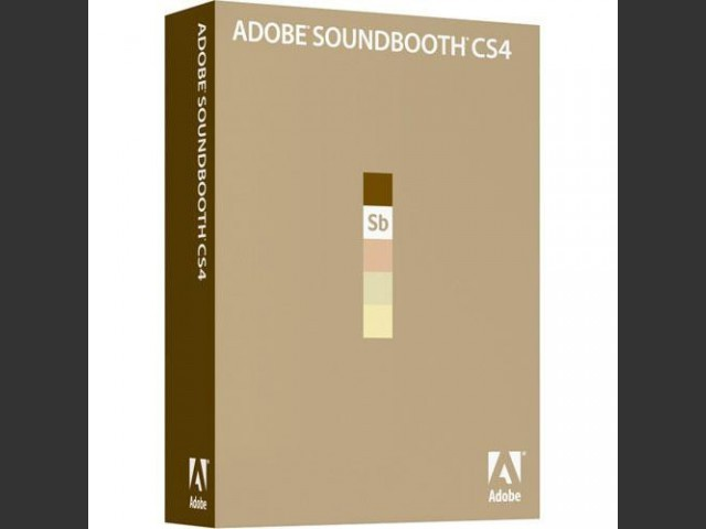 Adobe Soundbooth CS4 (2008)