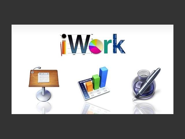 iWork (05, 06, 08, 09) (2005)