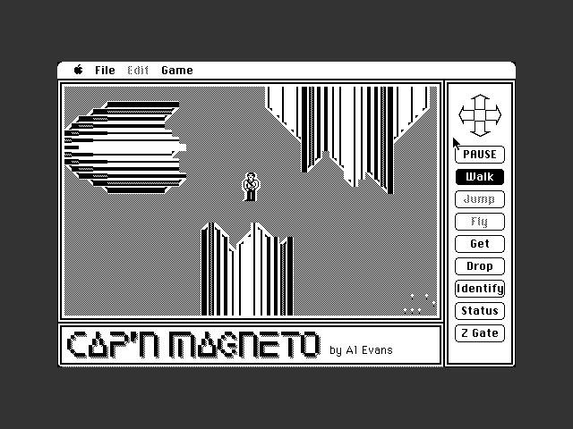 Cap'n Magneto 1 (1986)