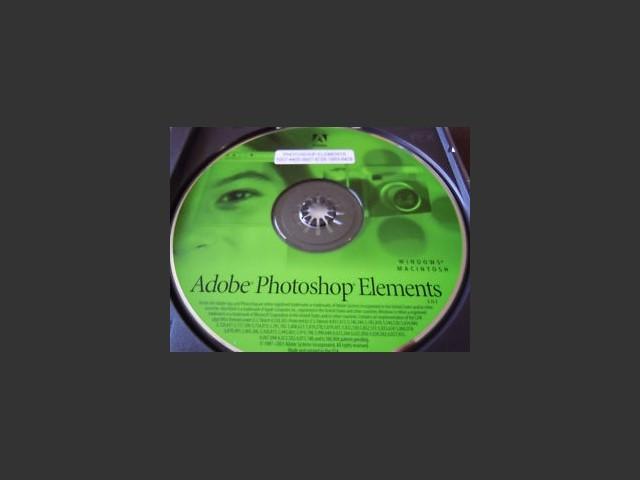 Adobe Photoshop Elements 1.0.1 (2001)