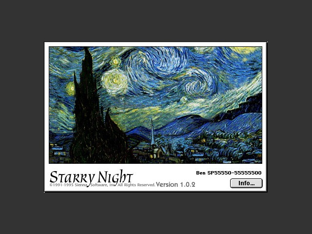 Starry Night (1990)