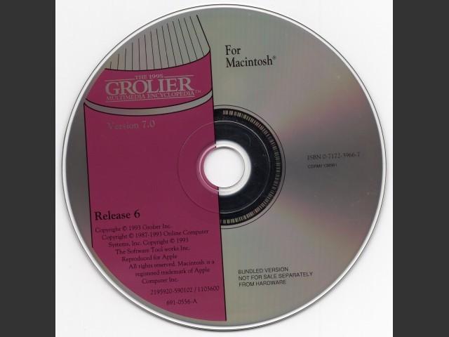 V7.0 cd scan