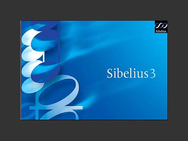 Sibelius 3 (2003)
