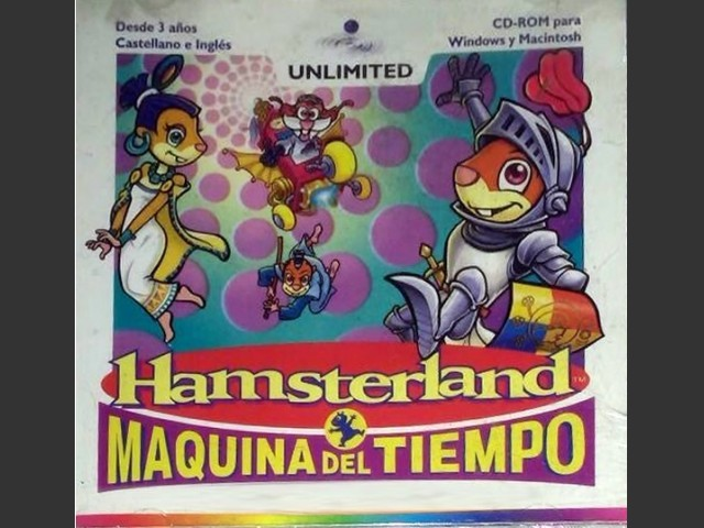 Hamsterland 2 - Time Machine (1997)