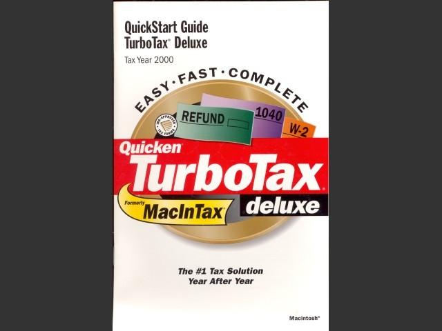 TurboTax 2000 (2001)