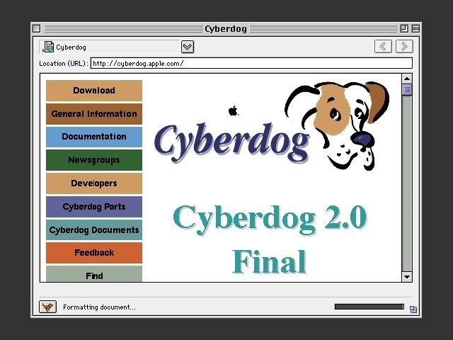 Cyberdog 2.0 (1997)